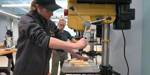 Wood Shop Safety Certification
