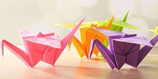 Kid's Origami Lunch Workshop with Ms. Yoko