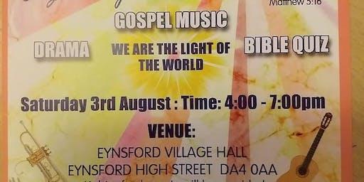 Light & Good works Outreach