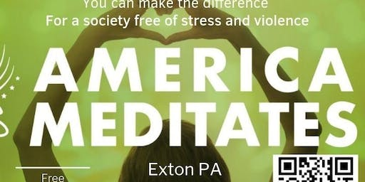 America Meditates - Mental Health Awareness Initiative