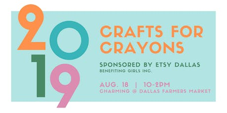 2019 Crafts for Crayons tickets