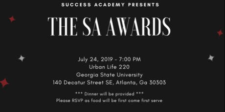 The Success Academy Awards tickets
