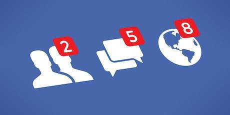Formation publicité Facebook Ads - 1 journée / 2 dates au choix billets