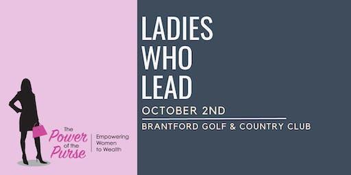 Ladies Who Lead Test