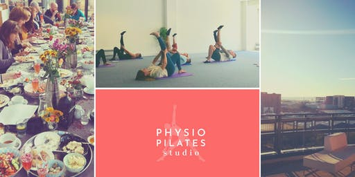 Physio-led Pilates Brunch with Andrea