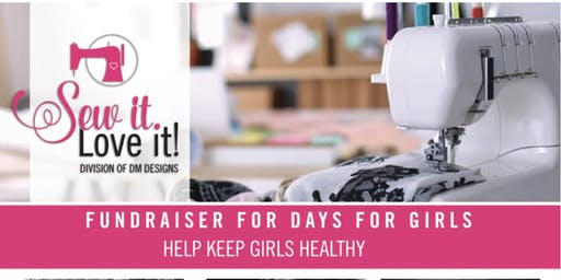 Days For Girls Fundraising Event