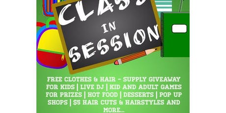 Class In Session Jam tickets