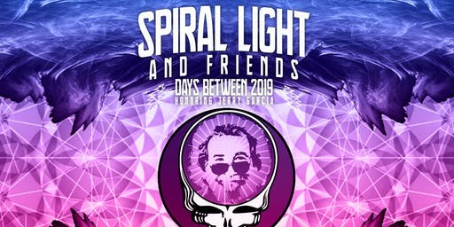 The Days Between: Jerry Garcia Memorial Show feat. Spiral Light