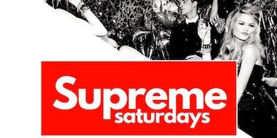 Supreme Saturdays