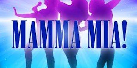 Mamma Mia at Theatre Memphis with Le Bonheur Club tickets