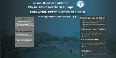 APPNE Educational Event tickets