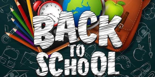 WHY NOT BACK TO SCHOOL DRIVE ( 3RD ANNUAL)