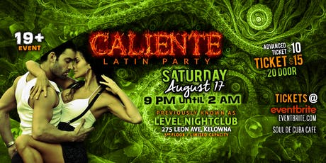 Caliente dancing with the heat tickets