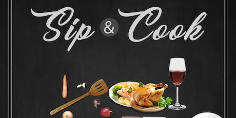 Sip & Cook tickets