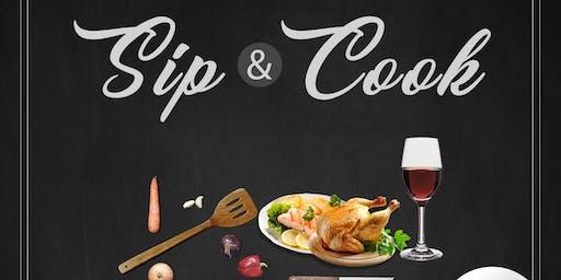 Sip & Cook