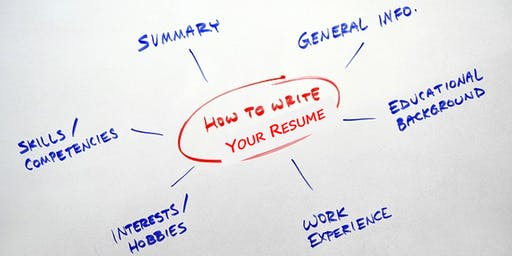 FREE Resume Writing Coaching Workshop (Reg. reqd.)