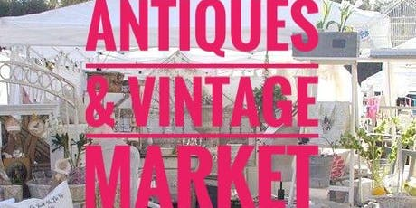 Antiques & Vintage Market tickets