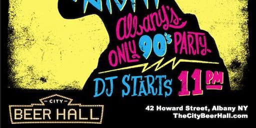 90s Night with DJ Trumastr!