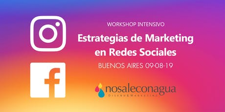 Estrategias de Marketing en Redes Sociales #Buenos Aires entradas