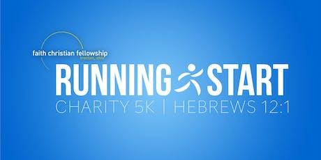 Running Start 5k Run/Walk 2019 tickets