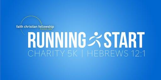 Running Start 5k Run/Walk 2019