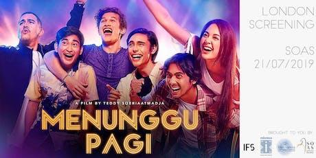'Menunggu Pagi' London Film Screening tickets