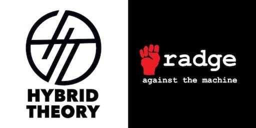 Hybrid Theory - Linkin Park tribute band GLASGOW