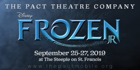 Disneys Frozen JR: The Musical presented by The PACT Theatre Company tickets