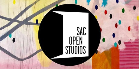 Sac Open Studios Guide Release Happy Hour tickets