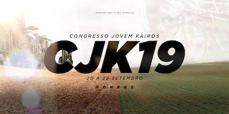 Congresso Jovem Kairós 2019 - CJK19 ingressos