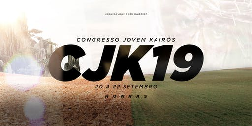 Congresso Jovem Kairós 2019 - CJK19