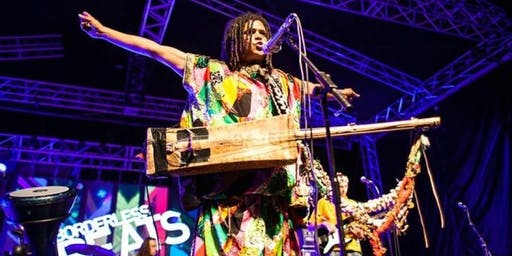 The 17th London African Music Festival GNAWA BLUES Allstars