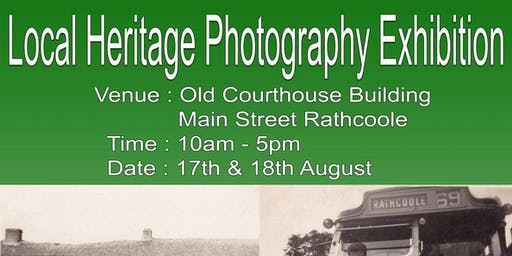 Local Heritage Photography Exhibition