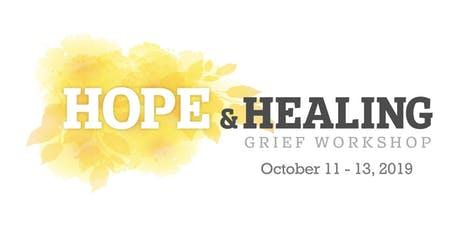 Hope & Healing Weekend Grief Workshop Hosted by NOMA tickets