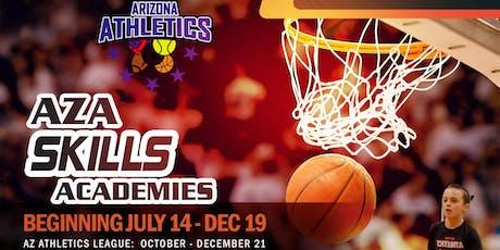(AZA) Arcadia Youth Basketball Skills Training  tickets