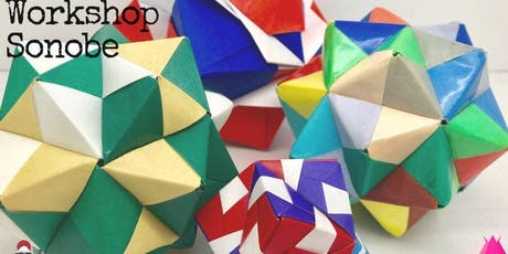 Kusudama - an amazing origami workshop billets