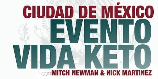 KETO Evento Ciudad de México