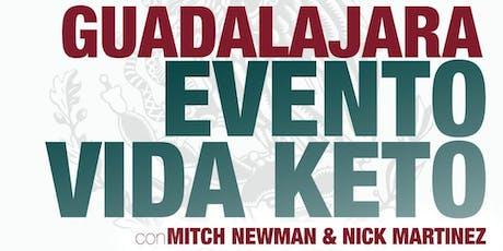 KETO Evento GUADALAJARA tickets