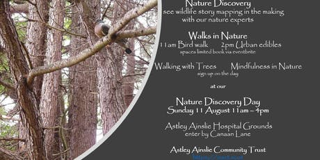 Nature Discovery Experience  tickets