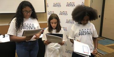 Camp Congress for Girls Pasadena 2020