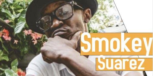 New Haven All Star Comedy Presents Smokey Suarez