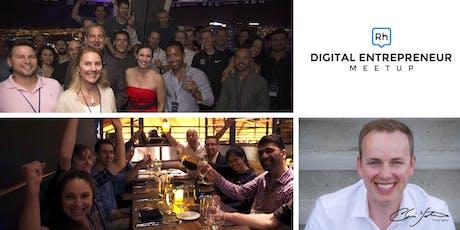 Digital Entrepreneur Meetup Mobile tickets