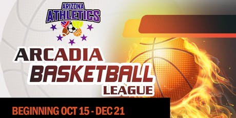 (AZA) Arcadia Youth Basketball League  tickets