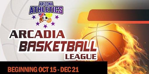 (AZA) Arcadia Youth Basketball League
