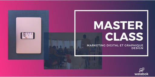 Masterclass Coaching - Marketing Digital  et Design