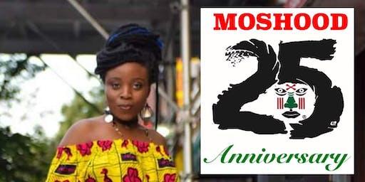 MOSHOOD 25TH ANNIVERSARY CELEBRATION AND FASHION SHOW
