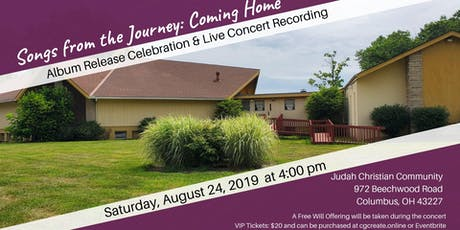 Songs from the Journey: Coming Home tickets