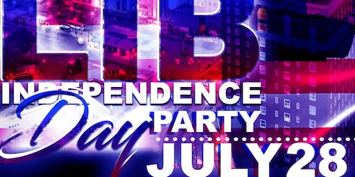 Liberian Independence Day Party