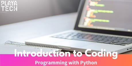 Introduction to Programming with Python tickets