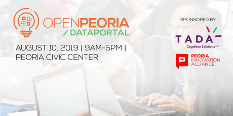 Peoria Civic Hackathon: Building Peoria's Open Data Portal tickets